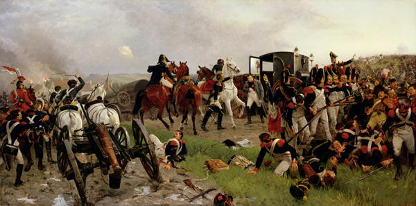 Waterloo- Napoleon Friedland battle, Waterloo - Belgium - Postcard ...