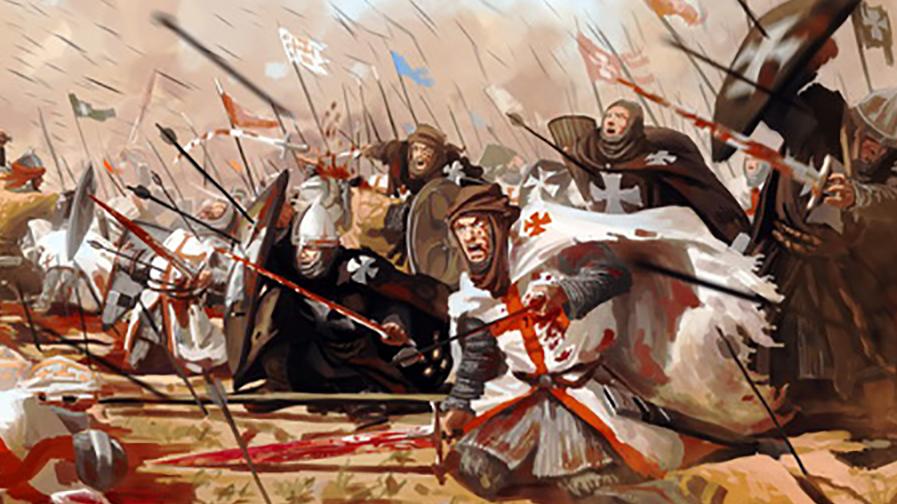 July 4th 1187   The Battle of Hattin