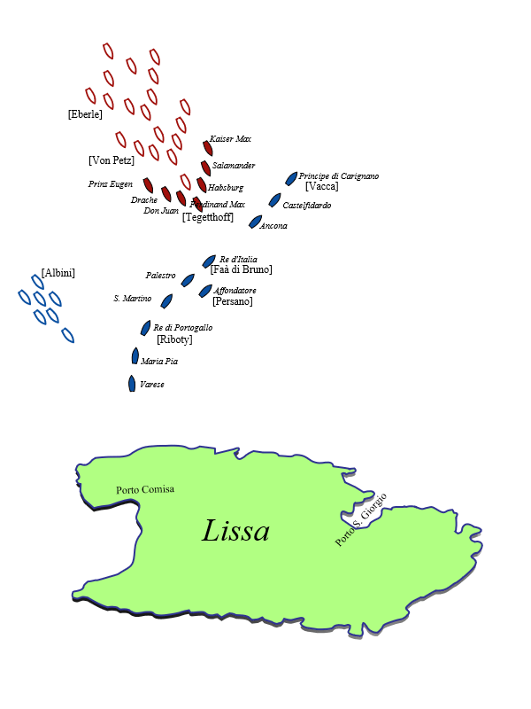 Battle_of_Lissa_-_1866_-_Initial_Situation