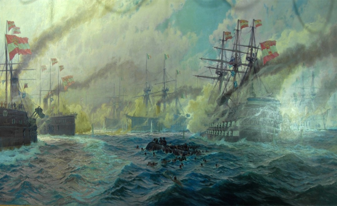 July 20th, 1866   The Battle of Lissa
