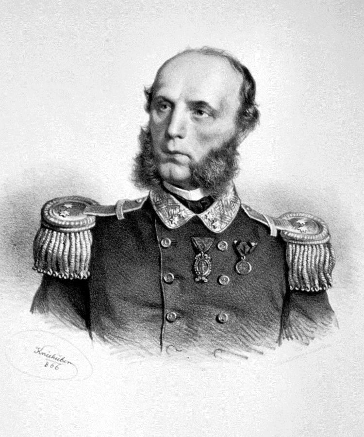 Wilhelm von Tegetthoff.
