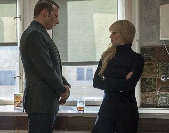 2 - Red Sparrow