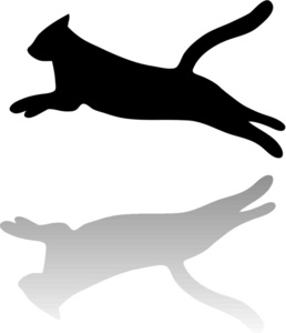 Free Cat Playing Clipart Image 0071-1002-1223-4666 | Cat ... (258 x 300 Pixel)