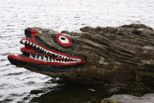 Crocodile Rock - Millport