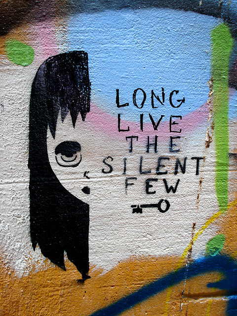 long live the silent few