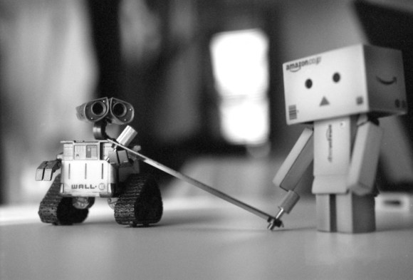 lend me your hand, Danbo