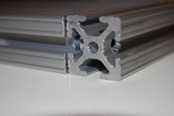 80/20 modular framing