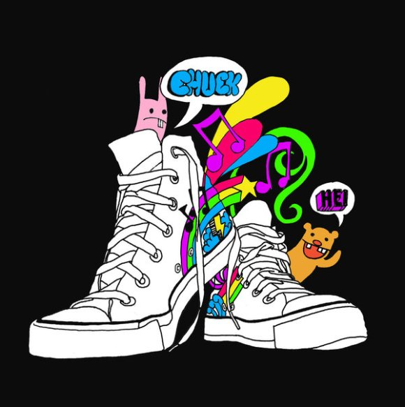 converse bag-clothing design by michexist