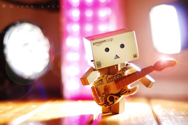 Danbo on Stage!