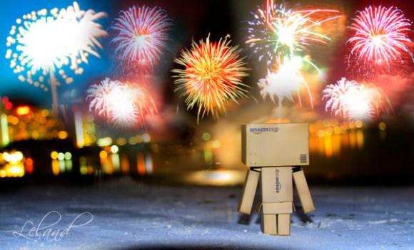 Happy New Year Danbo