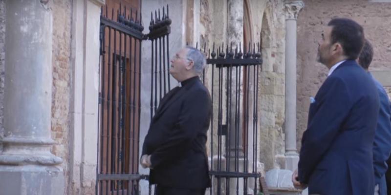 Obispo en Catedral Cartagena