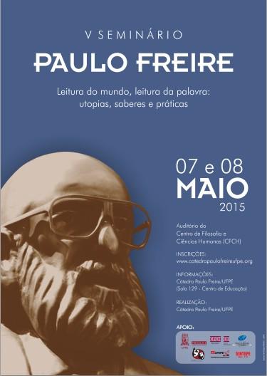 V Seminário Paulo Freire