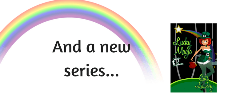 Naked, Necklace, and a New Series or My Writing Schedule Update
