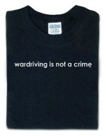 Wardriving è un crimine o no?