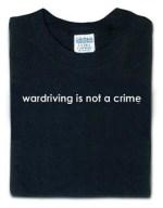 Wardriving è un crimine o no?