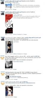 Guerra civile su Facebook