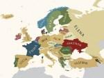I nomi più diffusi in Europa secondo Facebook