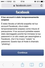 Gli auguri e Facebook