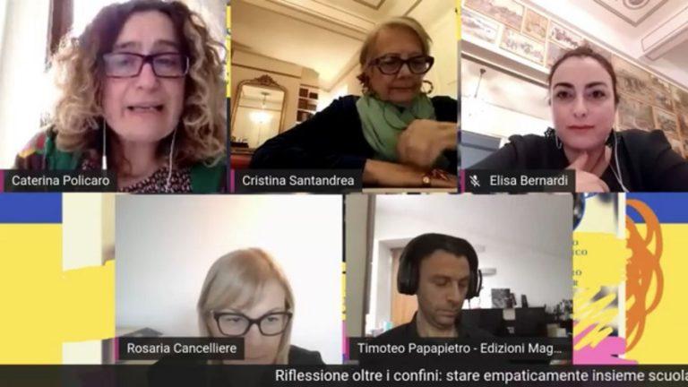 Incontro online della scuola Torraca di Matera sulla dispersione scolastica e la didattica a distanza