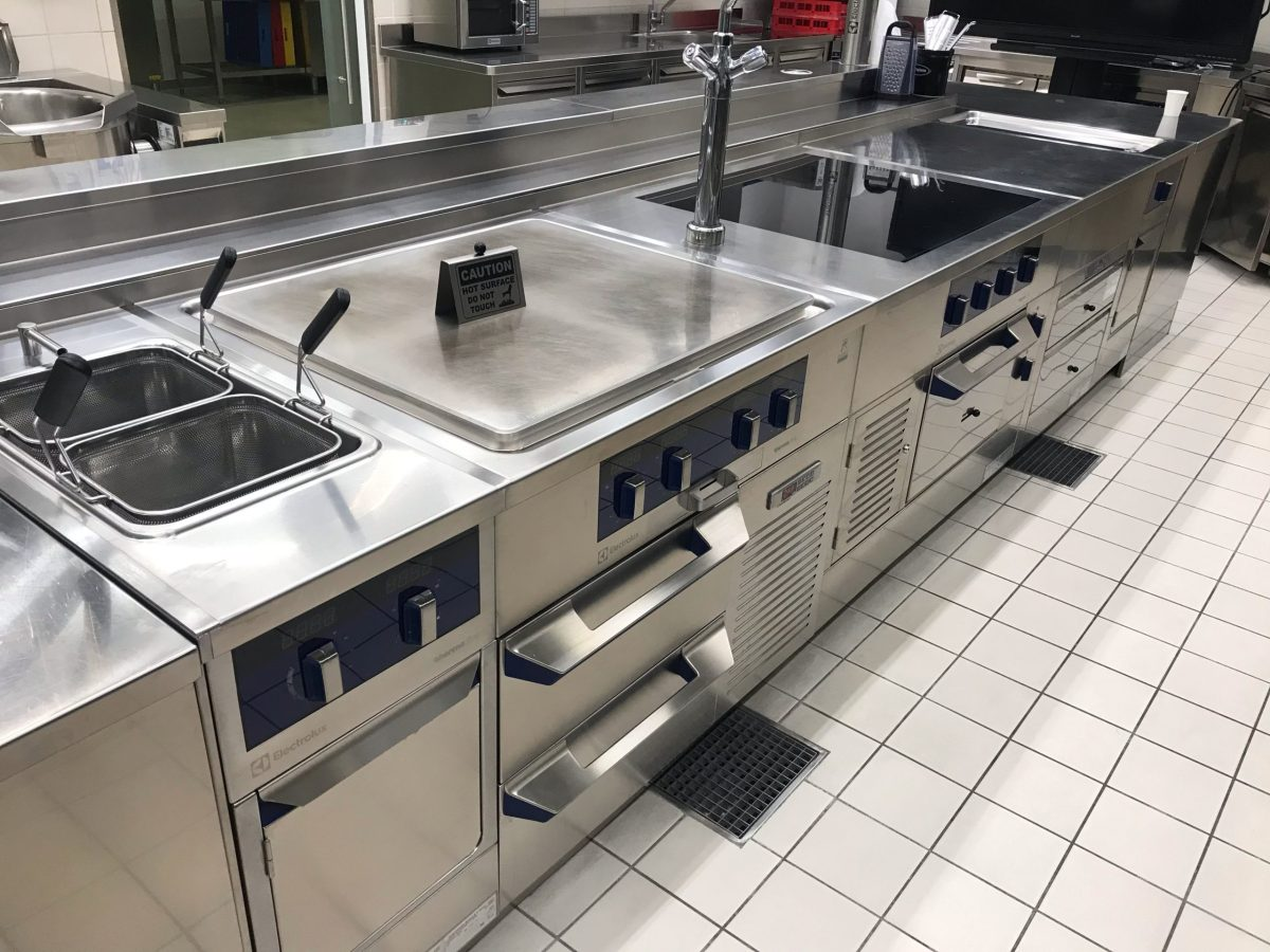 Electrolux Commercial Catering Equipment