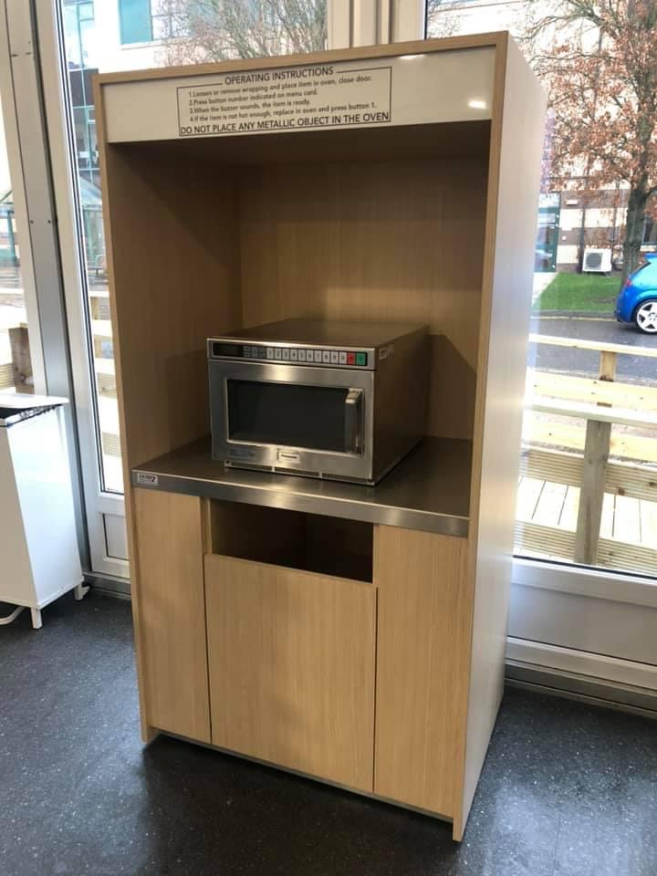 NHS Contract Servery Counters