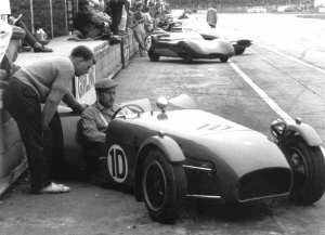 Lotus 7-20 with ACBC