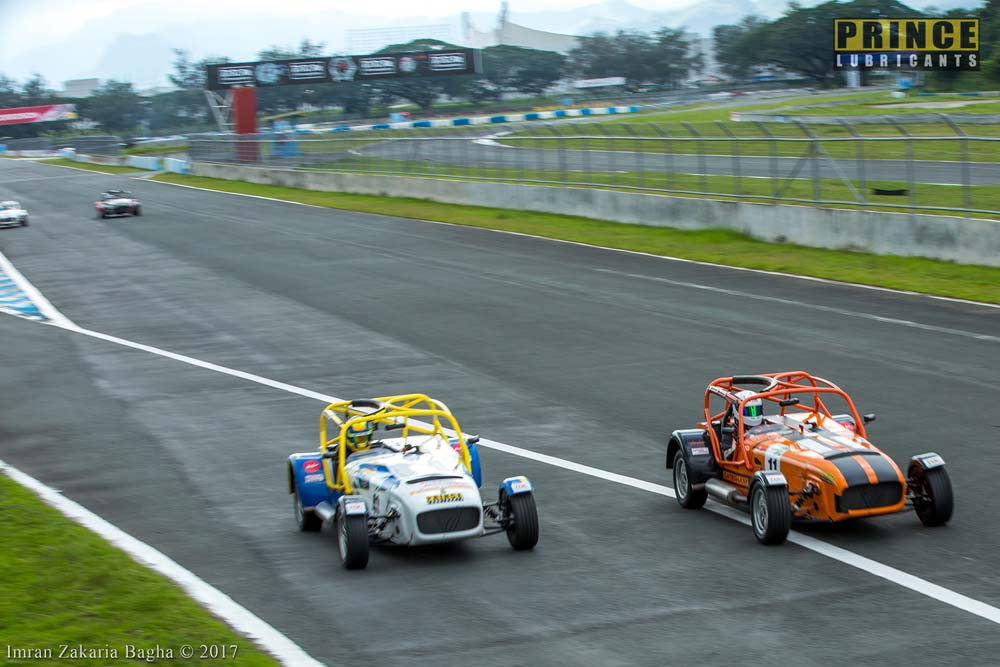 Event 4: Race 3