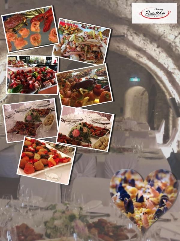 Hochzeit Catering Paella 24