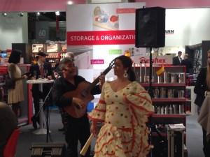 Spanisches Catering Musik und Flamenco