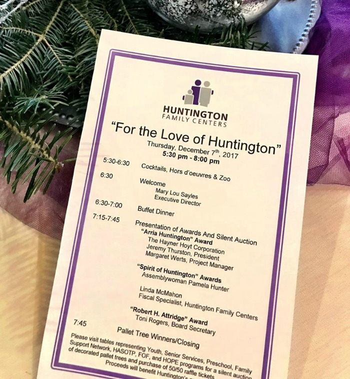 For the Love of Huntington Program
