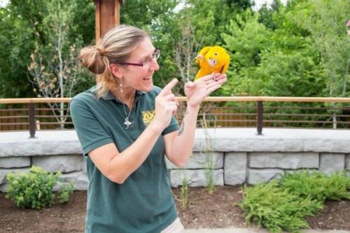 Rosamond Gifford Zoo Neuve