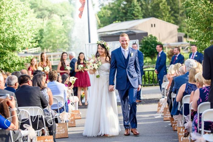 Mr. and Mrs. Sean Heckathorne
