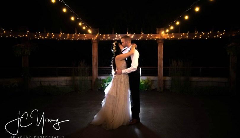 Sean and Jessica Heckathorne