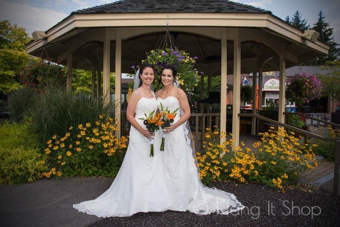 Brockhuisen wedding