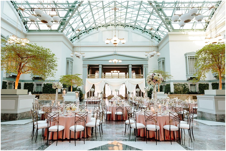 Chris Daniellas Wedding At Chicagos Harold Washington