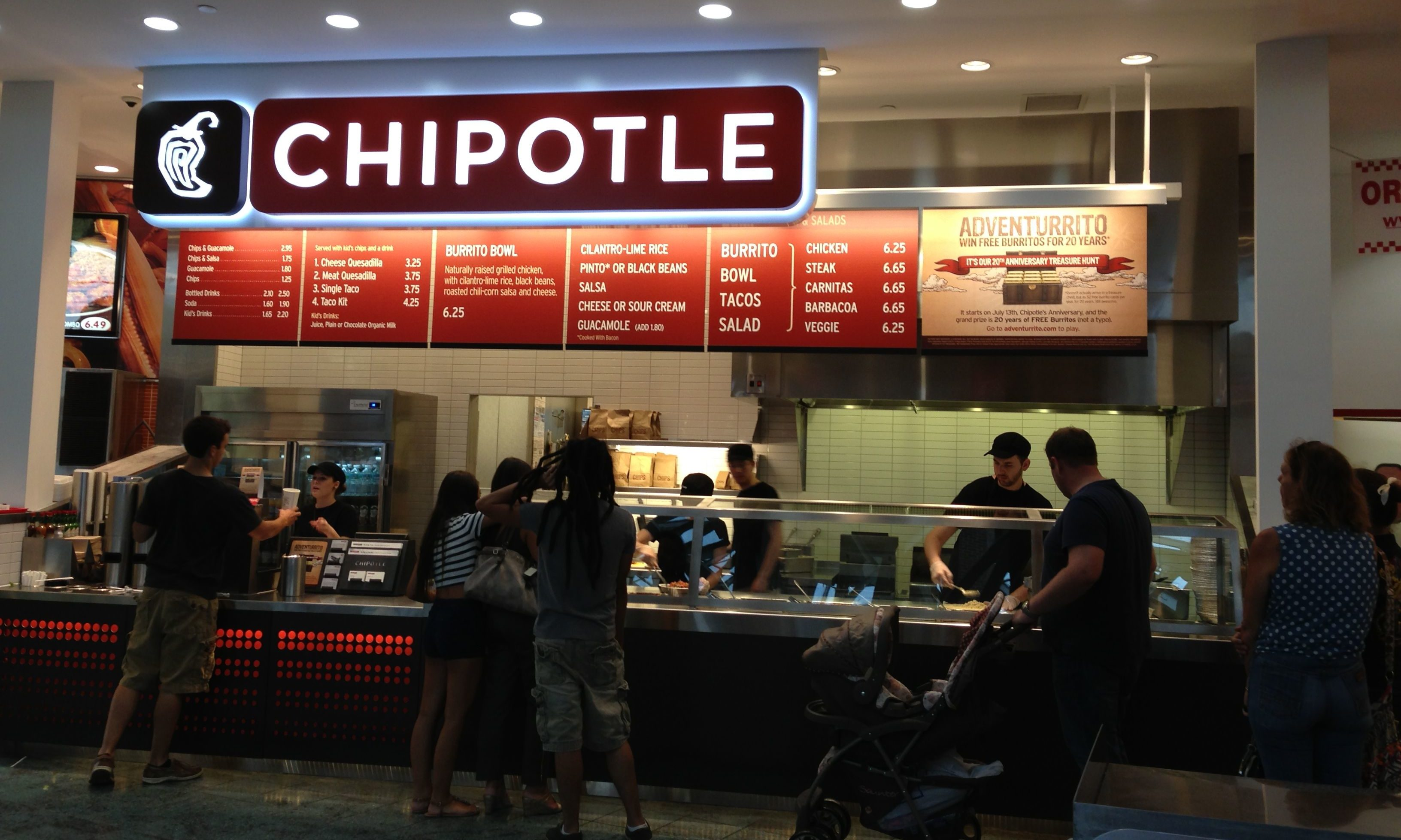 Chipotle Mexican Grill earnings: here's what Wall Street expects