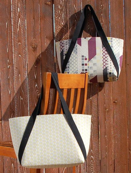 Uptown Tote Class