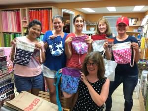 School of Sewing I - Night Class @ Cate's Sew Modern