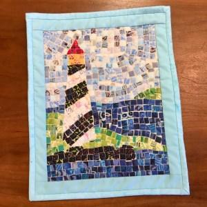 BYOB: Mini Mosaic Workshop @ Cate's Sew Modern