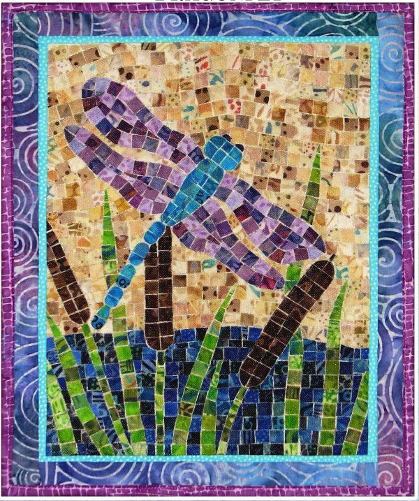 Cheryl Lynch Mini Mosaic Quilt