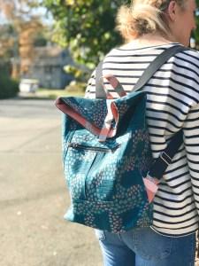 Range Backpack Workshop @ Cate's Sew Modern