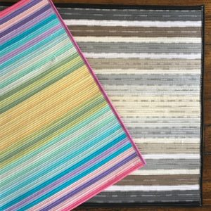 Rectangle Jelly Roll Rug Workshop @ Cate's Sew Modern