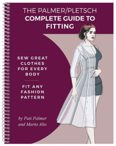 Fit Fashion Patterns – Overcome Fitting Problems Without a Muslin! @ Cate's Sew Modern