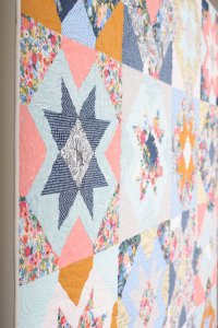 Yonder Quilt Workshop @ Cate's Sew Modern
