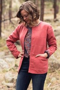 Tamarack Jacket Workshop @ Cate's Sew Modern