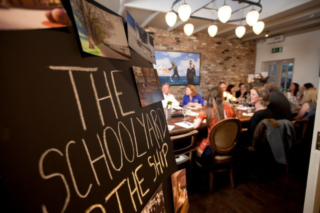 The Schoolyard @ The Ship
