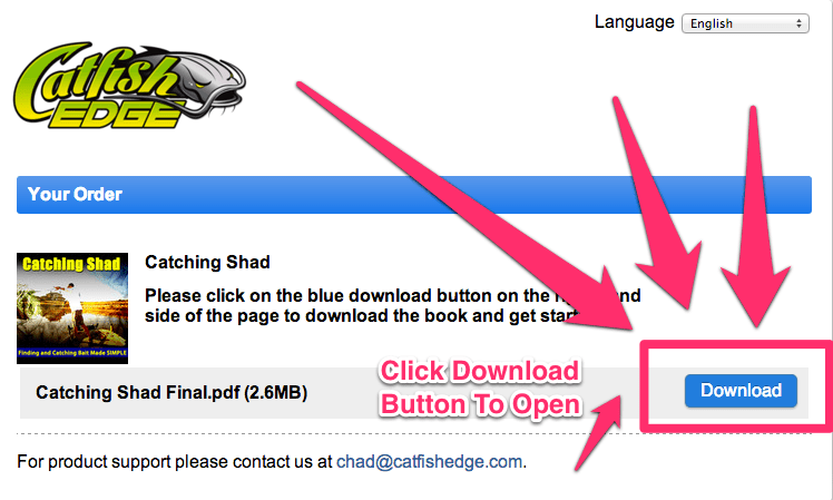 Catfish Edge Book Download Problems 2