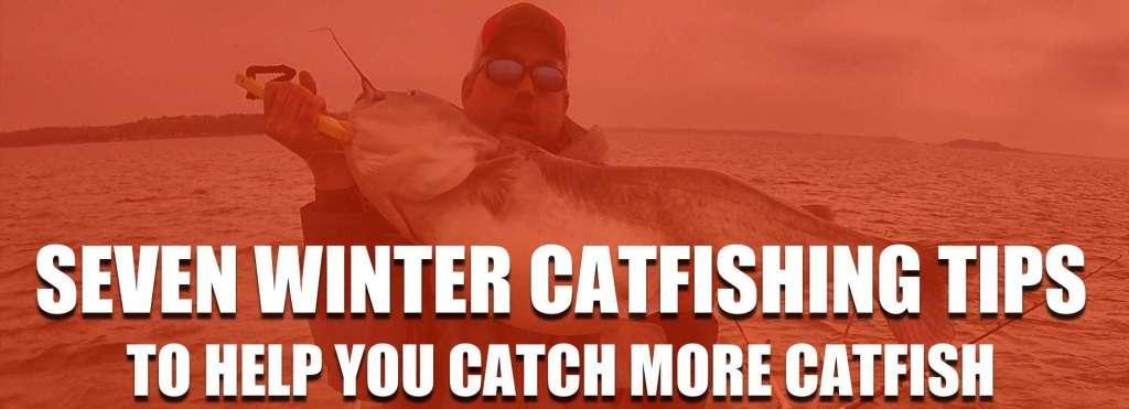 Seven Winter Catfishing Tips