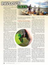 In Fisherman Magazine Chad Ferguson Catfish Edge