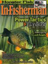 In Fisherman Magazine Chad Ferguson Catfish Edge